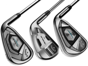 Irons and Wedges